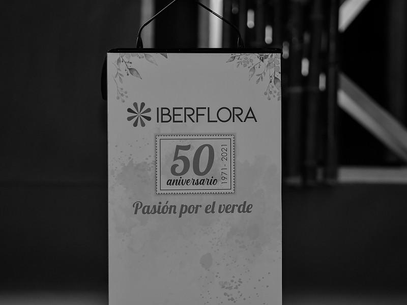 Iberflora homenajea a los embajadores del certamen en su 50 aniversario
