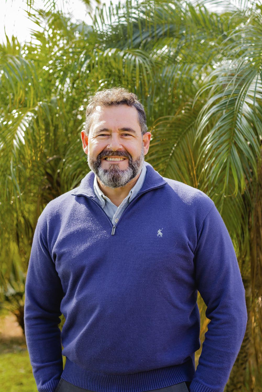 Santiago Montagud <br><span>Logistik & Warenbeschaffung Vertrieb</span>